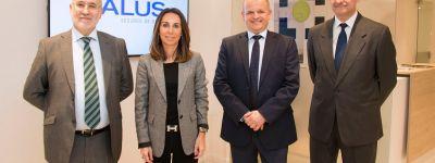 Salus renueva su colaboración con el Colegio de Valencia