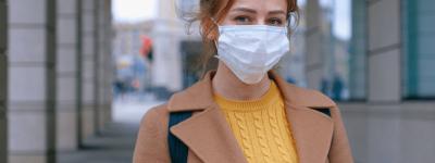 Hábitos pandemia: mascarilla